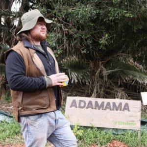 Mitch Burne at Adamama