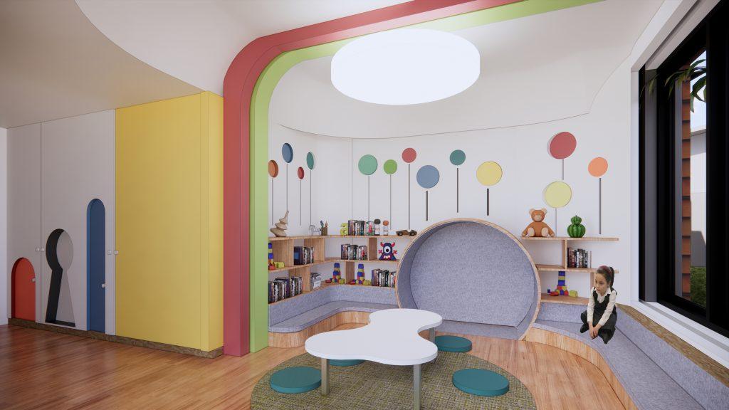 Kindergarten Library