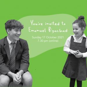 Emanuel B'yachad ~ Emanuel Together